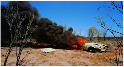 Rosemary Laing, 'One Dozen Unnatural Disasters in the Australian Landscape #2', 2003