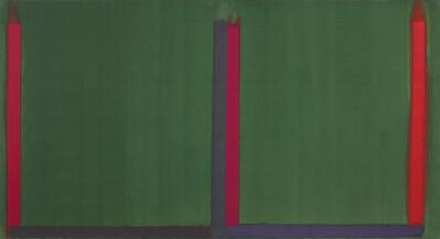 John Hoyland, '17.10.66', 1966