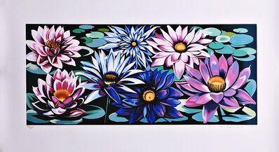 Lowell Nesbitt, 'Water Lilies', 1981