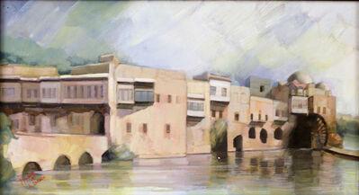 "Ali Al Sabouni, '""View of Al Qilanya"" منظر الكيلانية', 2009"
