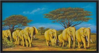 Thaddäus Labisch, 'Gelbe Elefanten', 2004