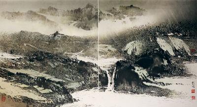 Koo Mei 顧媚, 'Spring Rain 春雨霏霏', 2016