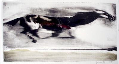 Tom Bennett, 'Horse in Motion', 1997