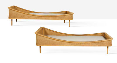 Joseph-André Motte, '2 daybeds', circa 1955