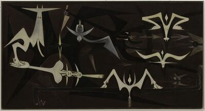 Wifredo Lam, 'La Rumeur de la terre', 1950
