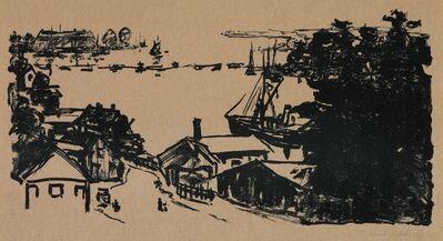 Emil Nolde, 'Bei Sonderburg'