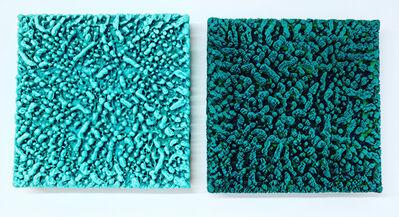 Lerone Wilson, 'Sea Nature (diptych)', 2020