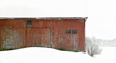 Jim Westphalen, 'Red Barn 6', 2017