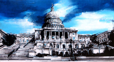 Andrea Gnocchi, 'Washington DC', 2021
