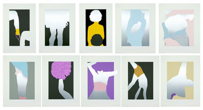 Gary Hume, 'The Sister Troop', 2009