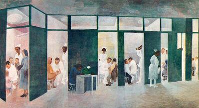 Bernard Perlin, 'Hospital Corridor', 1961