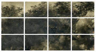 Koon Wai Bong, 'Multiple Layers of Ink 惡墨千層 ', 2017