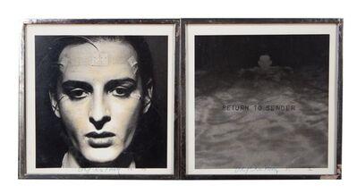 Urs Lüthi, 'Return to sender', 1975