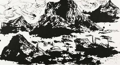 Wesley Tongson, 'Spiritual Mountains No. 705', 2012