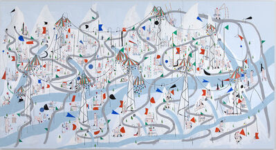 Nathan Carter, 'The morning after the Blue Northern there was a calm that settled in over the Seven Summits.', 2013