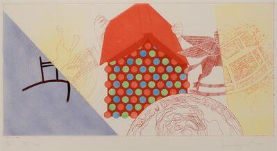 James Rosenquist, 'Tin Roof'