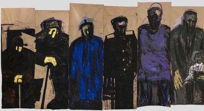 """Nikolay Nasedkin, '""""Kin 5,6,7,8""""', 2016"""