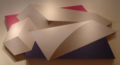 Charles Hinman, 'Sprinter', 1980
