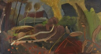 Ivon Hitchens, 'Fell Trees', 1942