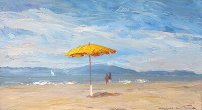Nelson White, 'The Yellow Umbrella', 2014