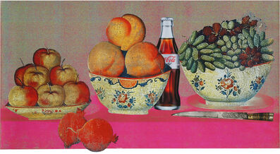 Hojat Amani, 'Peach and Cola', 2014