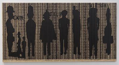 Pascale Marthine Tayou, 'Code Noir 2', 2018