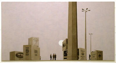 Hendrik Krawen, 'Abend in der Strafle', 2005