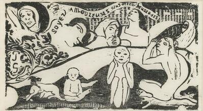 Paul Gauguin, 'Soyez amoureuses, vous serez heureuses', 1898