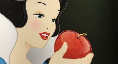 "Emilio Garcia, '""Snow White and the Forbidden Fruit""', 2019"