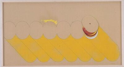 Rodolfo Aricò, 'Untitled', 1966