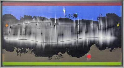 Alice Teichert, 'Perpetuum - Dynamic horizontal abstraction', 2020