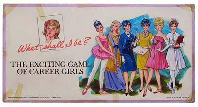 Tim Liddy, 'Career Girls circa 1966'