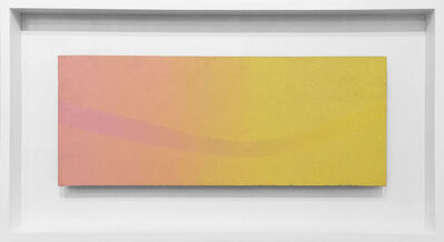 Jef Verheyen, 'Abstrakt Gelb-Rosa', 1964