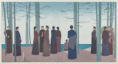 Will Barnet, 'Spring Morning', 1985