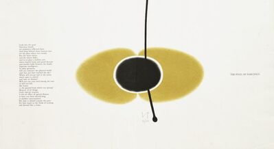 Victor Pasmore, 'Pool of Narcissus', 1972-78