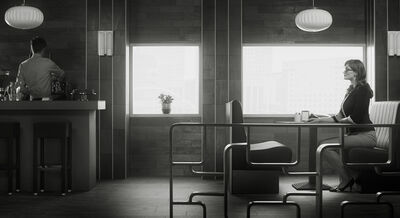 Erwin Olaf, 'Waiting, La Défense 1', 2014