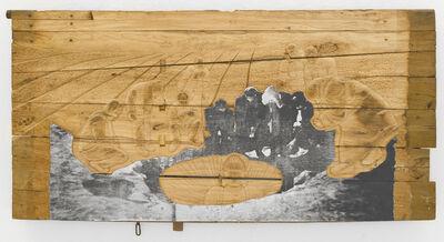 Zhang Huan, 'Memory Door Series (Buddha)', 2006