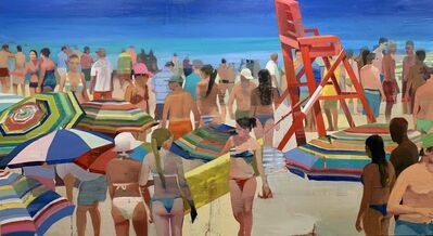 Suhas Bhujbal, 'Warm Day on the Beach #3', 2019
