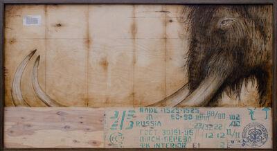 Joseph Rossano, 'Wolly Mammoth', 2020