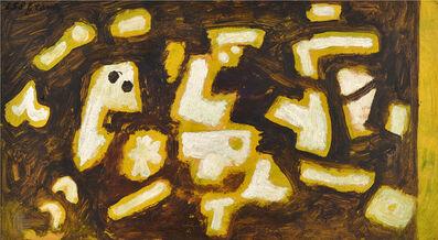 Eugène Brands, 'Fragmenten', février 1958