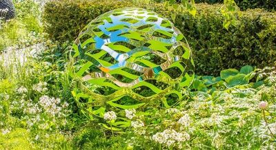 David Harber, 'Green Filium', 2018