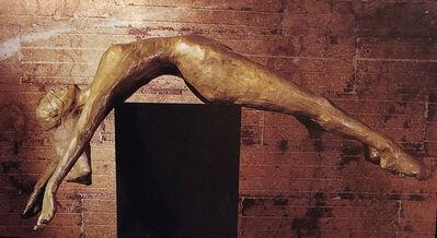 Fritz Scholder, 'Martyr #3', 1993
