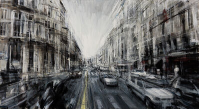 Valerio D'Ospina, 'Rush Hour', 2015