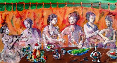 Dario Fo, 'La cena mistica', 2010