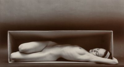 Ruth Bernhard, 'In the Box-Horizontal, San Francisco, California', 1962-printed later