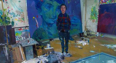 Andrew Hem, 'The Street Artist'