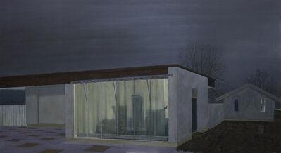 Niklas Eneblom, 'Buildings Near the River', 2013