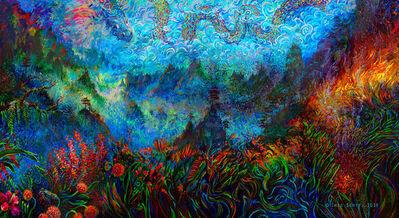 Iris Scott, 'Stormy Splendor Dragon Ember', 2018