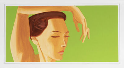 Alex Katz, 'Homage To Degas', 2020
