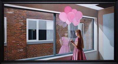 Shaun Downey, 'Rose Balloons', 2018